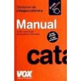 Diccionari manual de la llengua Catalana - Imagen 1