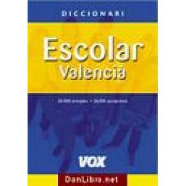 Diccionari escolar Valencià - Imagen 1