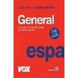 Diccionario de lengua española General. El vocabulario general del español de América y España. con CD ROM - Imagen 1
