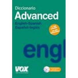 Diccionario advanced English-Spanish/Español-Inglés - Imagen 1