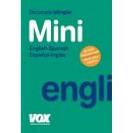 Diccionario mini English-Spanish/Español-Inglés - Imagen 1