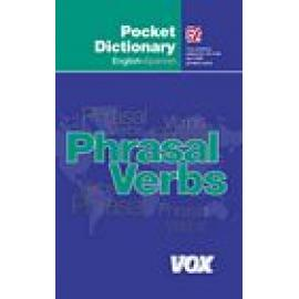 Pocket dictionary of phrasal verbs english-spanish - Imagen 1
