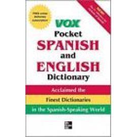 Pocket dictionary of idioms english-spanish - Imagen 1