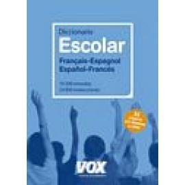 Diccionario escolar Français-Espagnol/Español-Francés - Imagen 1