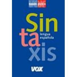 Sintaxis. Manual práctico. - Imagen 1