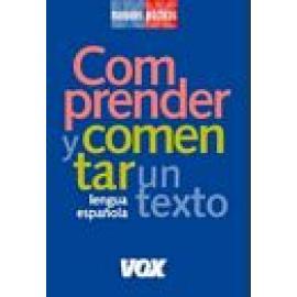 Manual práctico. Comprender y comentar un texto. - Imagen 1