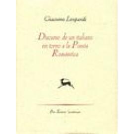 Discurso de un italiano en torno a la poesía romántica - Imagen 1