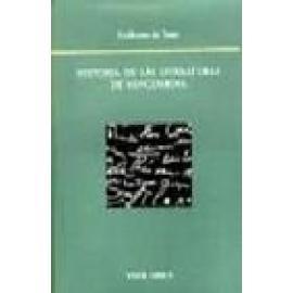 Historia de las literaturas de vanguardia - Imagen 1