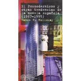 El Posmodernismo y otras tendencias de la novela española (1967-1995). - Imagen 1