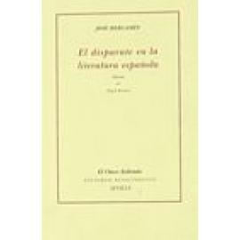 El disparate en la literatura española. - Imagen 1