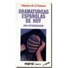 Dramaturgas españolas de hoy. - Imagen 1