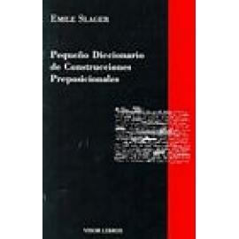 Pequeño diccionario de construcciones preposicionales - Imagen 1