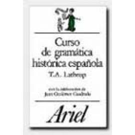 Curso de gramática histórica española - Imagen 1
