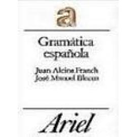 Gramática española - Imagen 1