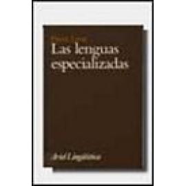 Las lenguas especializadas. - Imagen 1