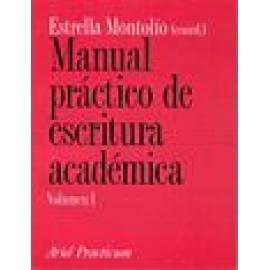 Manual práctico de escritura académica I. - Imagen 1