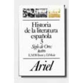 Historia de la literatura española 3. Siglo de Oro: teatro - Imagen 1