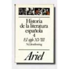 Historia de la literatura española 4. El siglo XVIII - Imagen 1