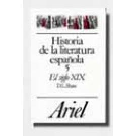Historia de la literatura española 5. El siglo XIX - Imagen 1