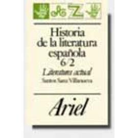 Historia de la literatura española 6/2. Literatura actual - Imagen 1
