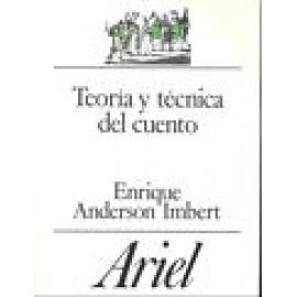 Teoría y técnica del cuento. - Imagen 1