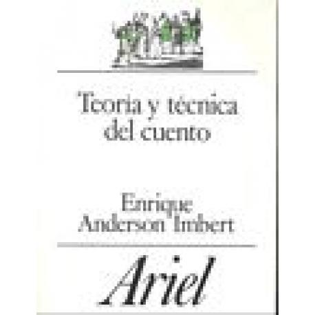 Teoría y técnica del cuento.