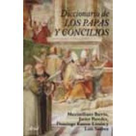Diccionario de los Papas y Concilios - Imagen 1