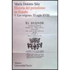 Historia del periodismo en España. I. Los orígenes. El siglo XVIII - Imagen 1