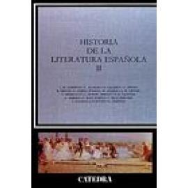 Historia de la literatura española. Vol II: Desde el siglo XVIII hasta nuestros días - Imagen 1