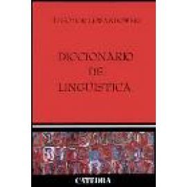Diccionario de lingüística - Imagen 1