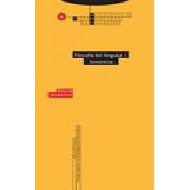 Filosofía del lenguaje I: semántica - Imagen 1