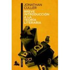 Breve introducción a la teoría literaria - Imagen 1