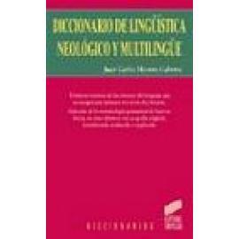 Diccionario de lingüística, neológico y multilingüe - Imagen 1