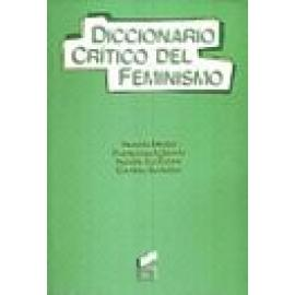Diccionario crítico del feminismo - Imagen 1