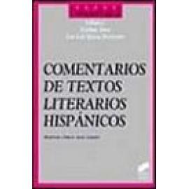 Comentario de textos literarios hispánicos - Imagen 1