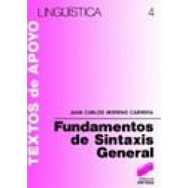 Fundamentos de sintaxis general - Imagen 1