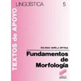 Fundamentos de morfología - Imagen 1