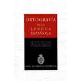 Ortografía de la Lengua Española - Imagen 1