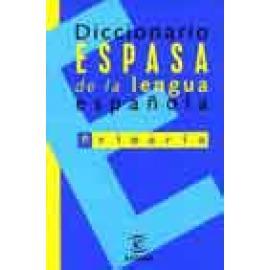 Diccionario de la lengua española de Primaria - Imagen 1