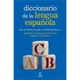 Diccionario de la lengua española. Edición actualizada - Imagen 1