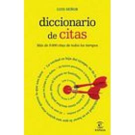 Diccionario de citas. (Bolsillo) - Imagen 1