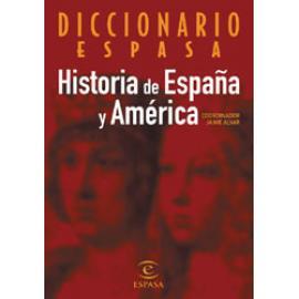 Diccionario historia de España y América - Imagen 1