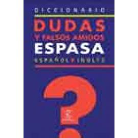 Diccionario de dudas y falsos amigos. Español-Inglés - Imagen 1