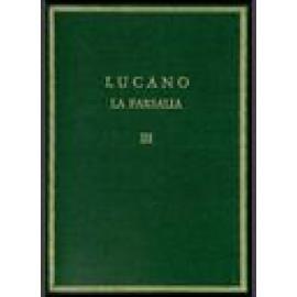 La Farsalia. Vol. III (Libros VIII-X) - Imagen 1