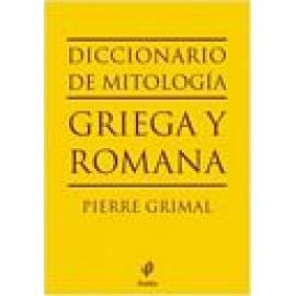 Diccionario de mitología griega y romana - Imagen 1