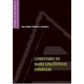 Comentario de mapas lingüísticos españoles - Imagen 1