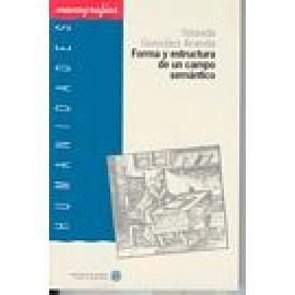 Forma y estructura de un campo semántico. - Imagen 1