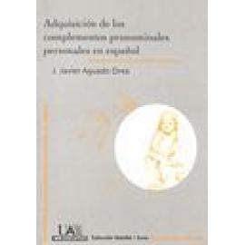 Adquisición de los complementos pronominales personales en español - Imagen 1
