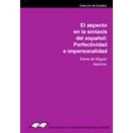 El aspecto verbal en la sintaxis del español: perfectividad e impersonalidad. - Imagen 1