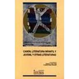 Canon, literatura infantil y juvenil y otras literaturas. - Imagen 1